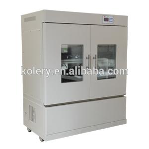 Laboratory electric orbital shaking incubating shaker incubator