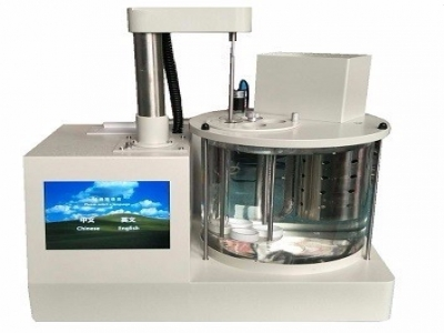 Automatic LCD Petroleum Products Oil Demulsibility Tester