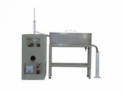 KR-ZL8 Single Tube Petroleum Products Distillation Apparatus