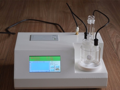 Transformer Oil Moisture Content Analyzer