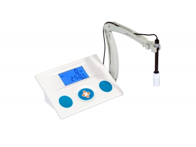 Laboratory LCD Digital Benchtop pH Meter