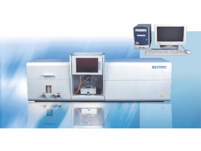 Laboratory atomic absorption spectrophotometer