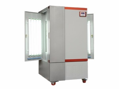 Laboratory plant growth climate chamber illumination incubator
