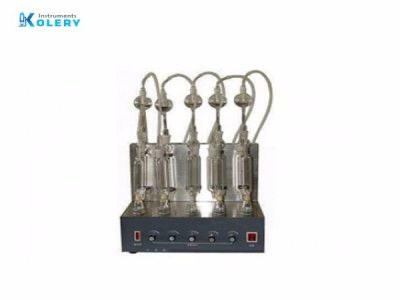 Sulfur Content Tester for Petroleum Products