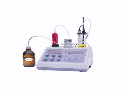 Laboratory Automatic 14.00pH 1999 mV Potentiometric Titrator