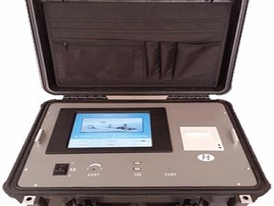 Portable Oil Pollution Detector