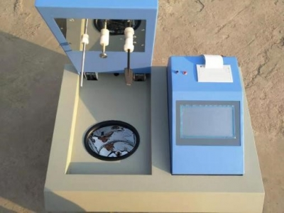 Fully Automatic Oxygen Bomb Calorific Value Testing Machine