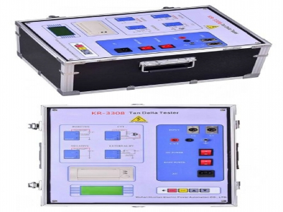 Frequency Conversion Anti-interference Tangent Delta Meter