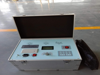 High Voltage Dielectric Loss Tester