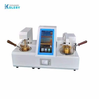 KR-SK800 Full Automatic Open Cup & Closed Cup Flash Point Tester