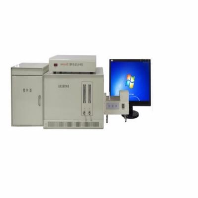 ASTM D3246 Microcoulomb Sulfur-chlorine Measuring Instrument for Petroleum Diesel