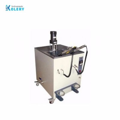 Laboratory lubricating oil oxidation stability test apparatus