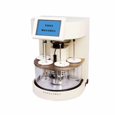 ASTM D665 Corrosion and Rust Preventing Characteristics Testing Equipment for Petroleum Products