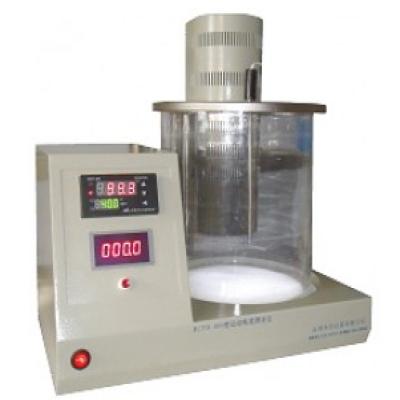 Asphalt Bitumen Kinematic Viscosity Testing Equipment