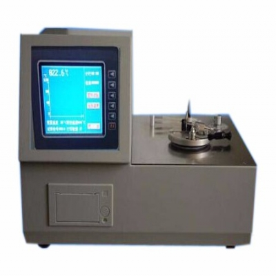 ISO 1523 and ISO 3679 Low Temperature Closed Cup Flash Point Testing Equipment