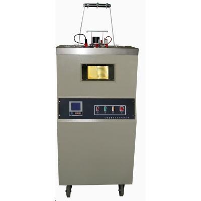 Petroleum Asphalt Wax Content Determination Machine