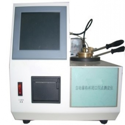 ASTM D56 Automatic Closed Cup Tag Flash Point Tester