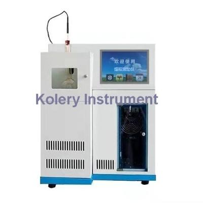 ASTM D86 D850 D1078 Automatic Petroleum Distillation Machine