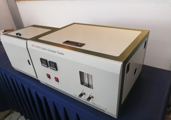 Mexican customers bought our sulfur analyzer