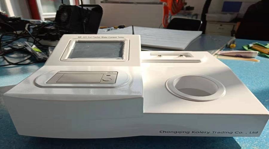 Turkish customers purchased karl fischer moisture tester