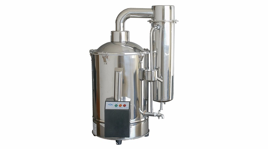 Malaysian customer purchased water distiller