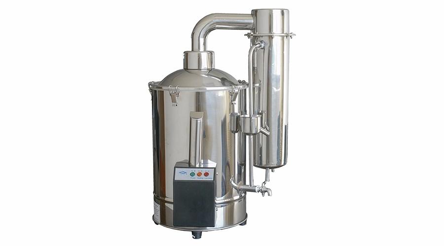 Malaysian customer purchased water distiller