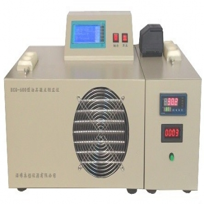 ASTM D97 D2500 Semi-automatic Pour Point and Cloud Point Testing Equipment
