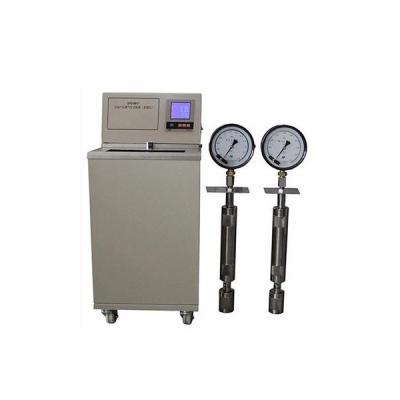 Reid Method Vapor Pressure Petroleum Testing Euipment