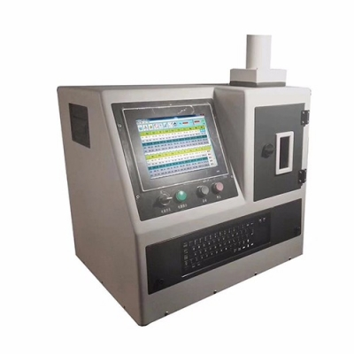ASTM D6596 D6728 Fuel Lubricating Oil Metal Content Analysis Spectrometer