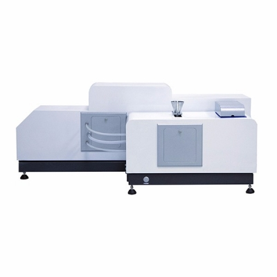 Wet & Dry Method Laser Particle Size Analyzer