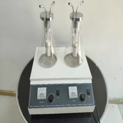 ASTM D473 Crude Oil Fuel Oil Sediment Tester