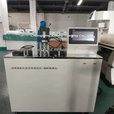 ASTM D2272 Oil Bath Transformer Oil Oxidation Stability Test Machine